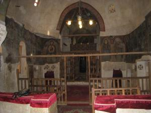 The oldest Christian church in the world.